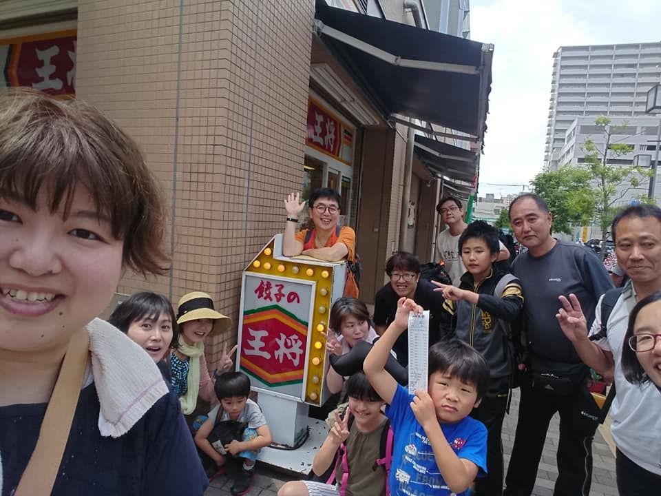 6月17日 草津本陣をたずねてOSM講習会